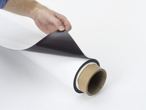 Vehicle magnetic 24' roll for car magnets